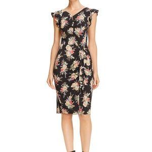 Make Offer Rebecca Taylor Bouquet Floral Dress